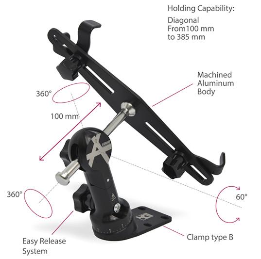 x-support-technical-sheet